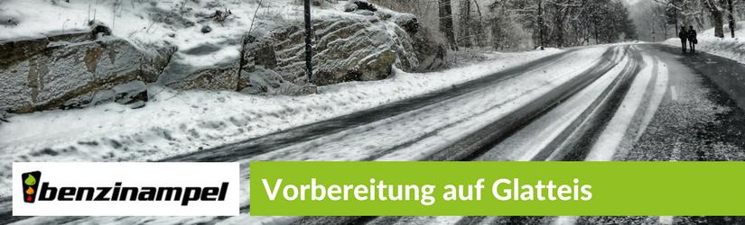 Glatteis im Winter – Gefahren und Vorbereitungen