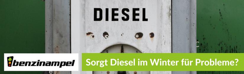 Im Winter mit Diesel fahren – eine gute Idee?