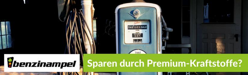 Sparen beim Fahren: Premium-Kraftstoffe ohne wirkliche Spareffekte