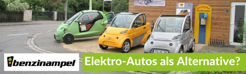 Elektro-Autos – eine gute Alternative?
