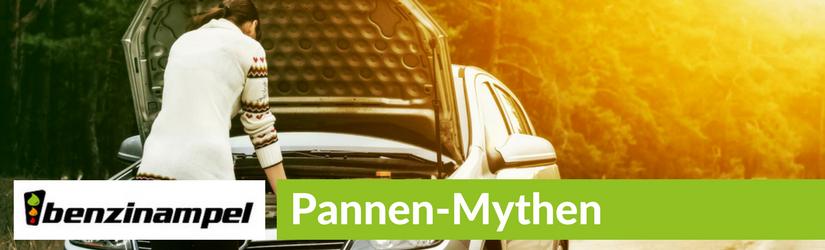 Altlasten der Vergangenheit: Pannen-Mythen