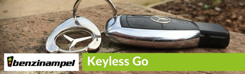 Keyless Go – Schlüsselloses Schließsystem
