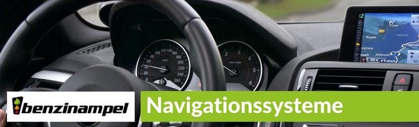 Navigationsgeräte: Das Wichtigste auf einen Blick
