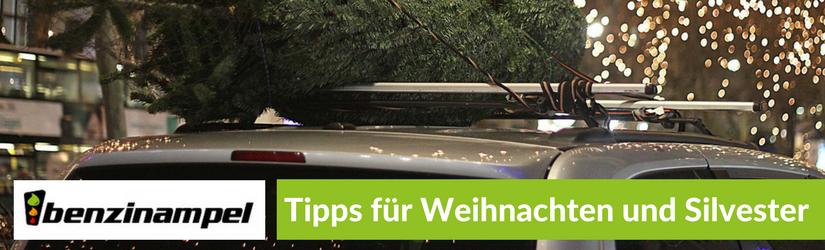 Weihnachten und Silvester: Tipps für Ihr Auto