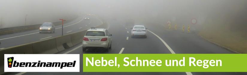 Nebel und Lichtautomatik