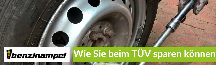 Sparen beim TÜV: Die Kosten der TÜV-Prüfung lassen sich senken