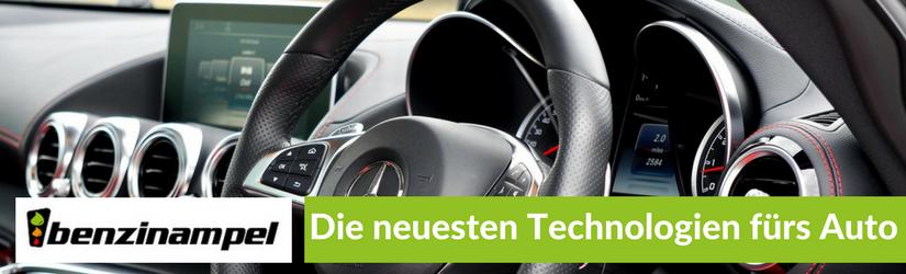 Neue Technologien im Auto: Für mehr Sicherheit und Komfort