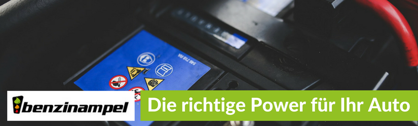 Die richtige Batterie für Ihr Auto
