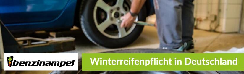 Winterreifenpflicht in Deutschland Blog